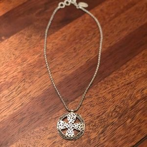 Lois Hill Silver Chunky Necklace